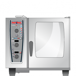 Piec Rational CombiMaster Plus 61